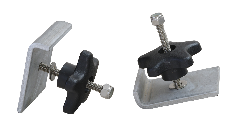 Clamp-on-Yoke-Hardware